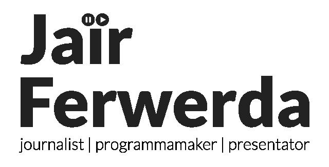 Jaïr Ferwerda –  journalist | programmamaker | presentator